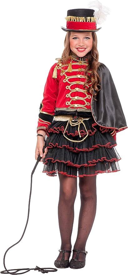 chiber Disfraces Disfraz de Domadora de Circo para Niña (Talla 10 ...