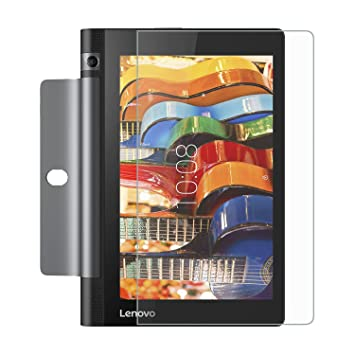 2 paquetes] Lenovo Yoga Tab 3 8.0 protector de pantalla, 9h ...
