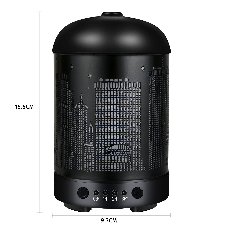 Amazon COOSA Empire State Building Designed 100ml Ultrasonic
