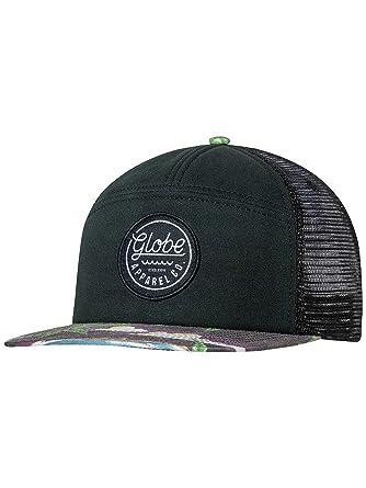 Cap Men Globe Pakalolo Trucker Cap  Amazon.co.uk  Clothing 26ee4fc58c89