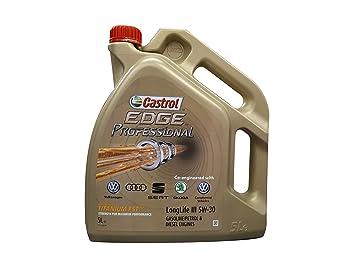 Castrol 1 Edge Professional 5W30 LLIII 5L