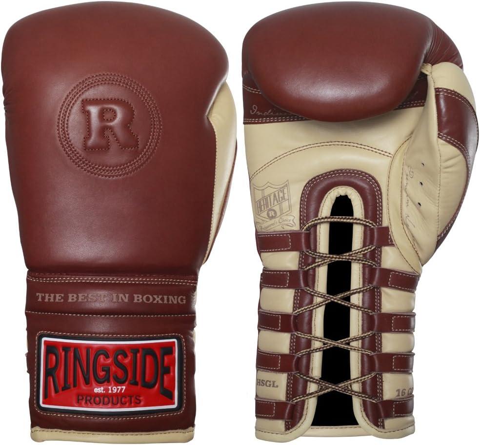 Ringside Heritage Lace Sparring Gloves