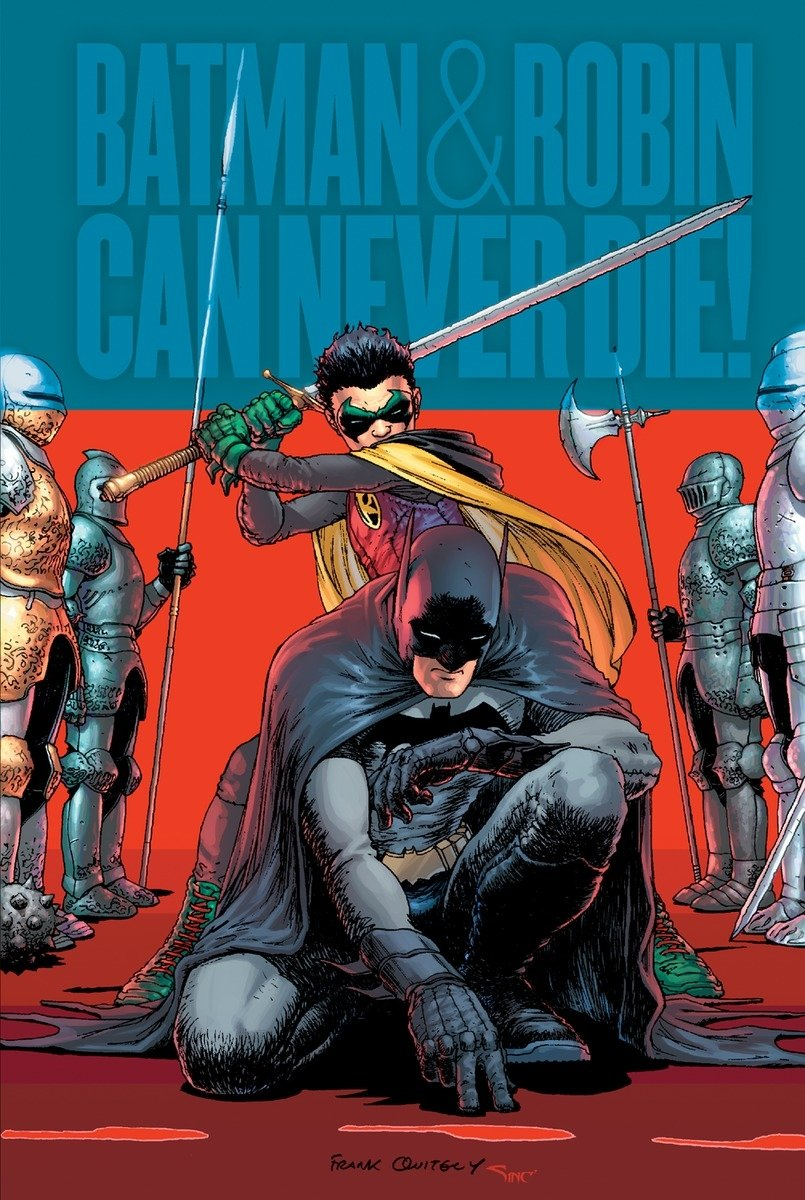 Amazon com: Absolute Batman & Robin: Batman Reborn