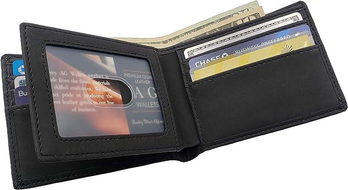 Mens Vegan Wallet Vegan Leather Wallet Vegan Wallet,