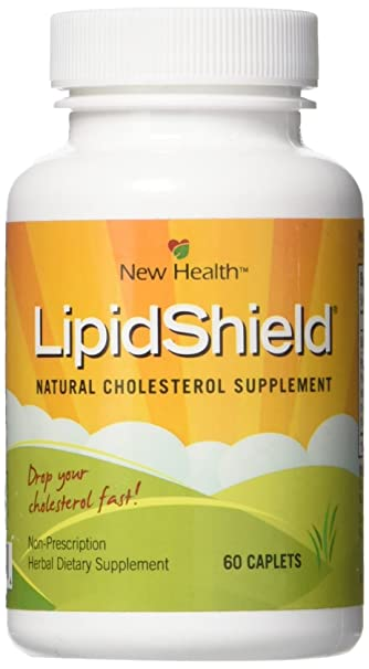 Amazon.com: lipidshield Plus reducir el colesterol de forma ...