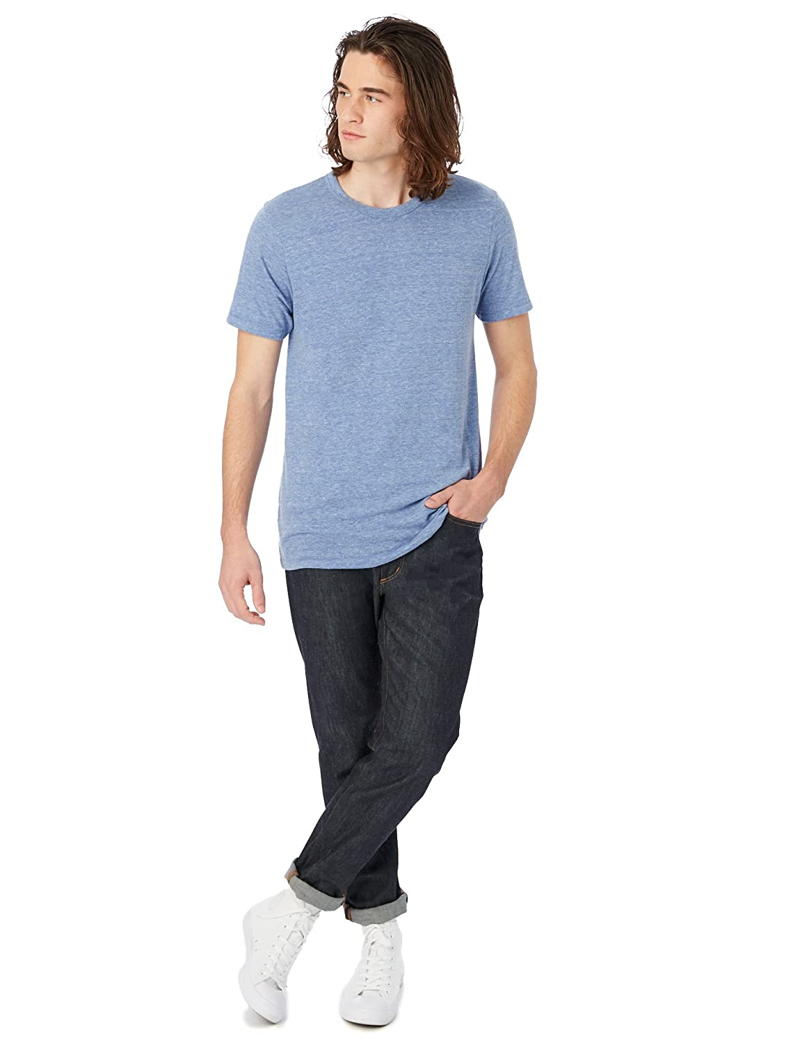 Alternative Mens Eco Crew T-Shirt