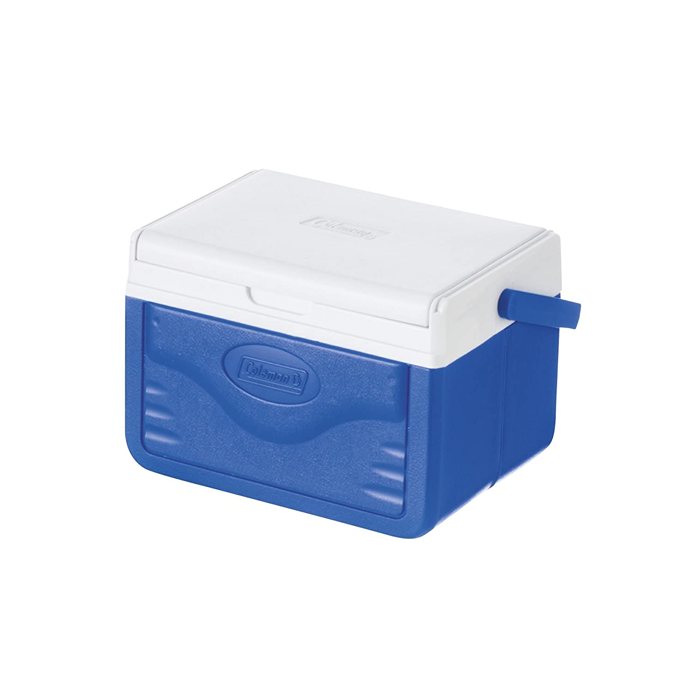 Amazon.com : Coleman FlipLid Cooler, 5 Quart, Blue : Sports & Outdoors