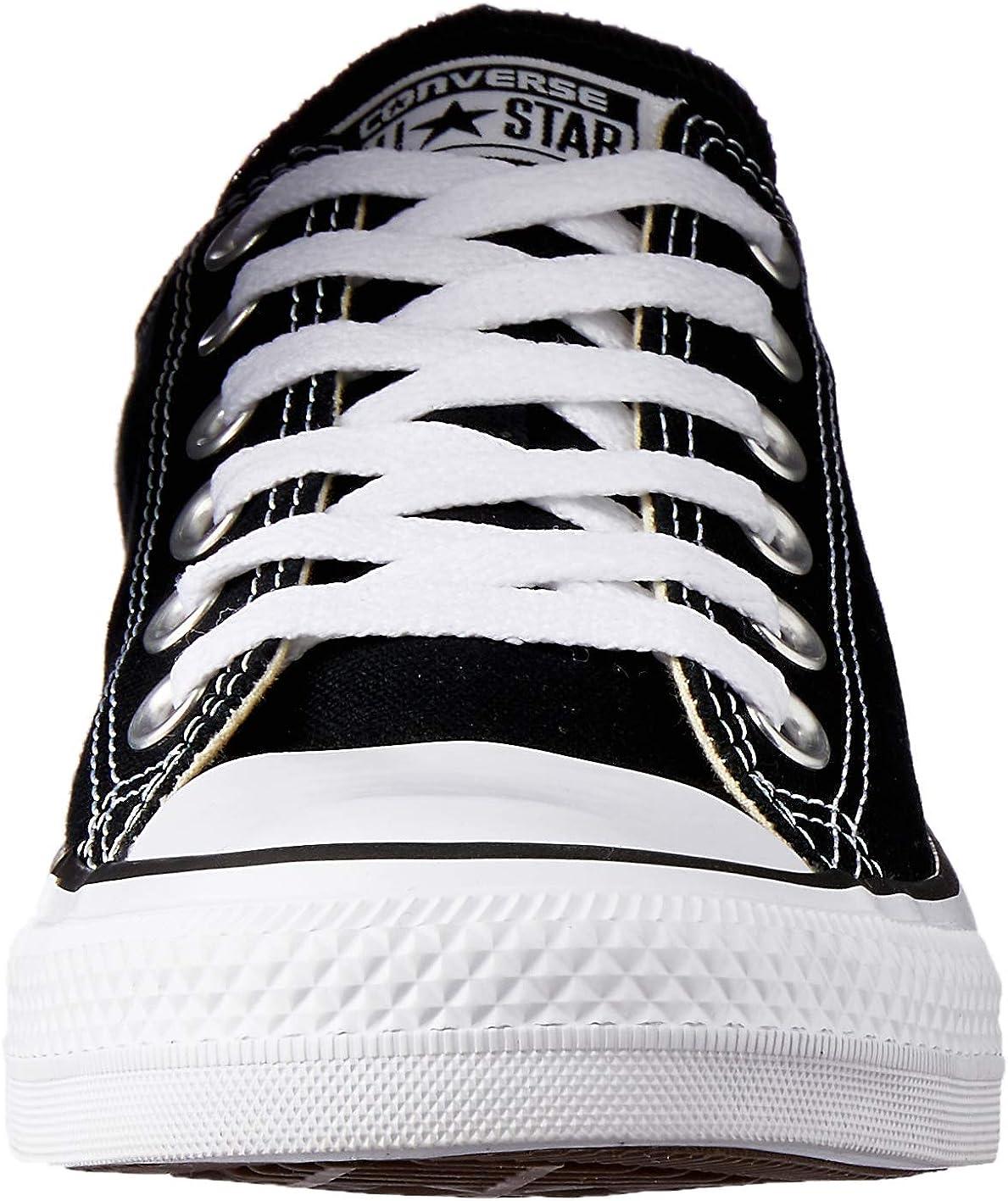 Converse All Star Ox Baskets Nero Bianco