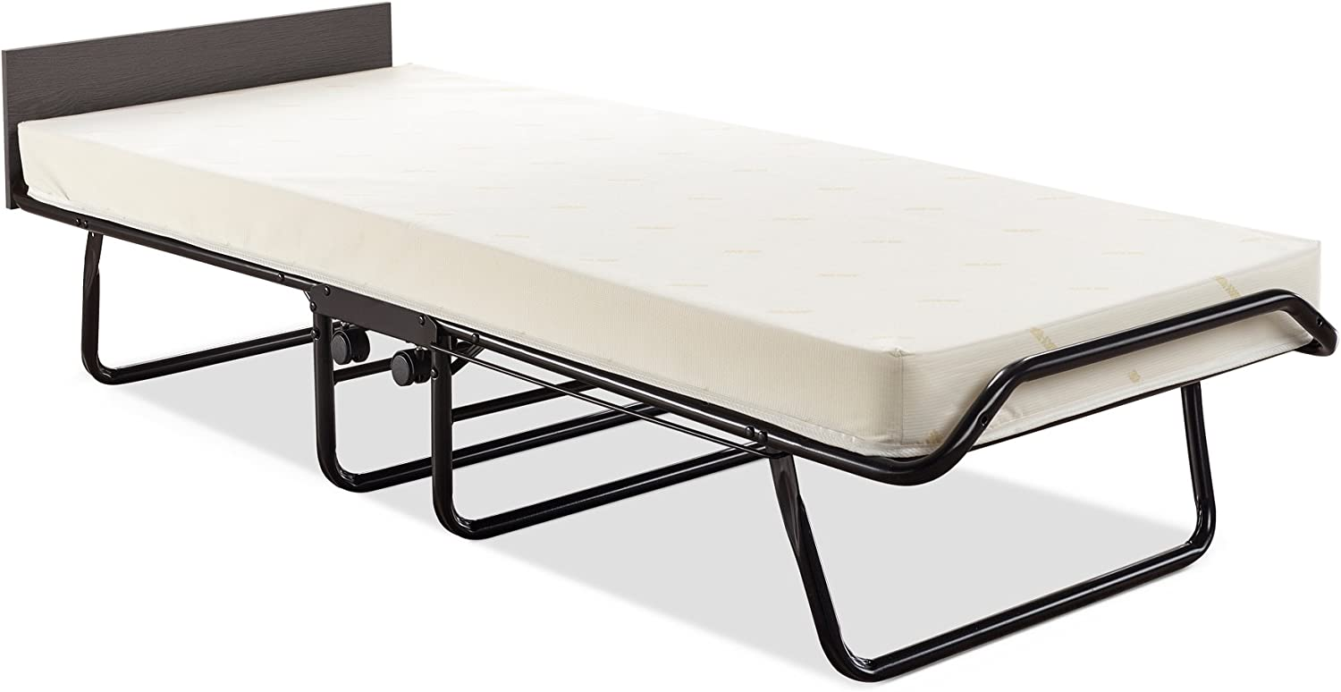 - Amazon.com: Jay-BE Visitor Folding Guest Bed With Memory Foam
