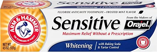 The Best Sensitive Toothpaste for Tooth Pain 2