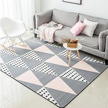 Amazon.de: Teppiche Wohnzimmer Nordischen Stil Wohnzimmer Küche Sofa ...