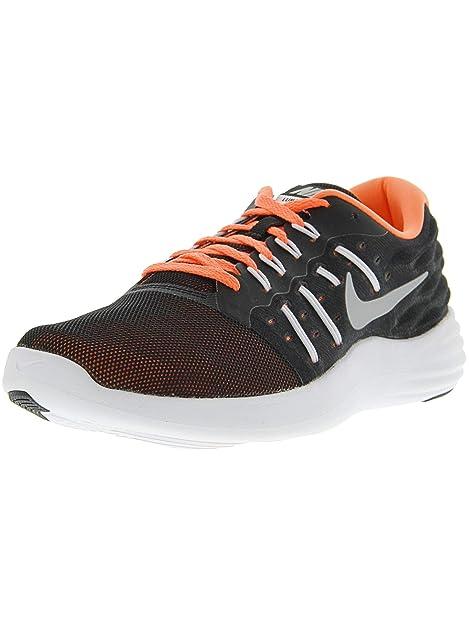 Nike 844736-004, Zapatillas de Trail Running para Mujer, Negro (Black/Metallic Silver-Bright Mango-White), 35.5 EU: Amazon.es: Zapatos y complementos