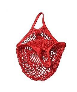 Dreamyth Shopping Bag Mesh Durable Market Shopping Tote Grocery Bags