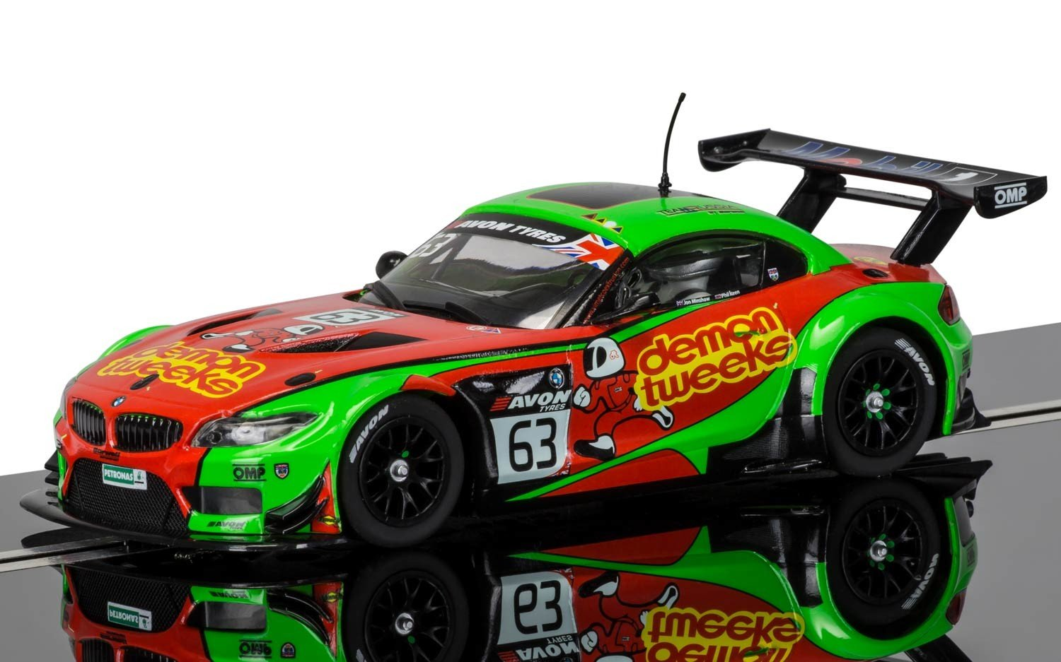 Scalextric C1356T ARC ONE Ultimate Rivals Slot Car Set by Scalextric (Image #8)