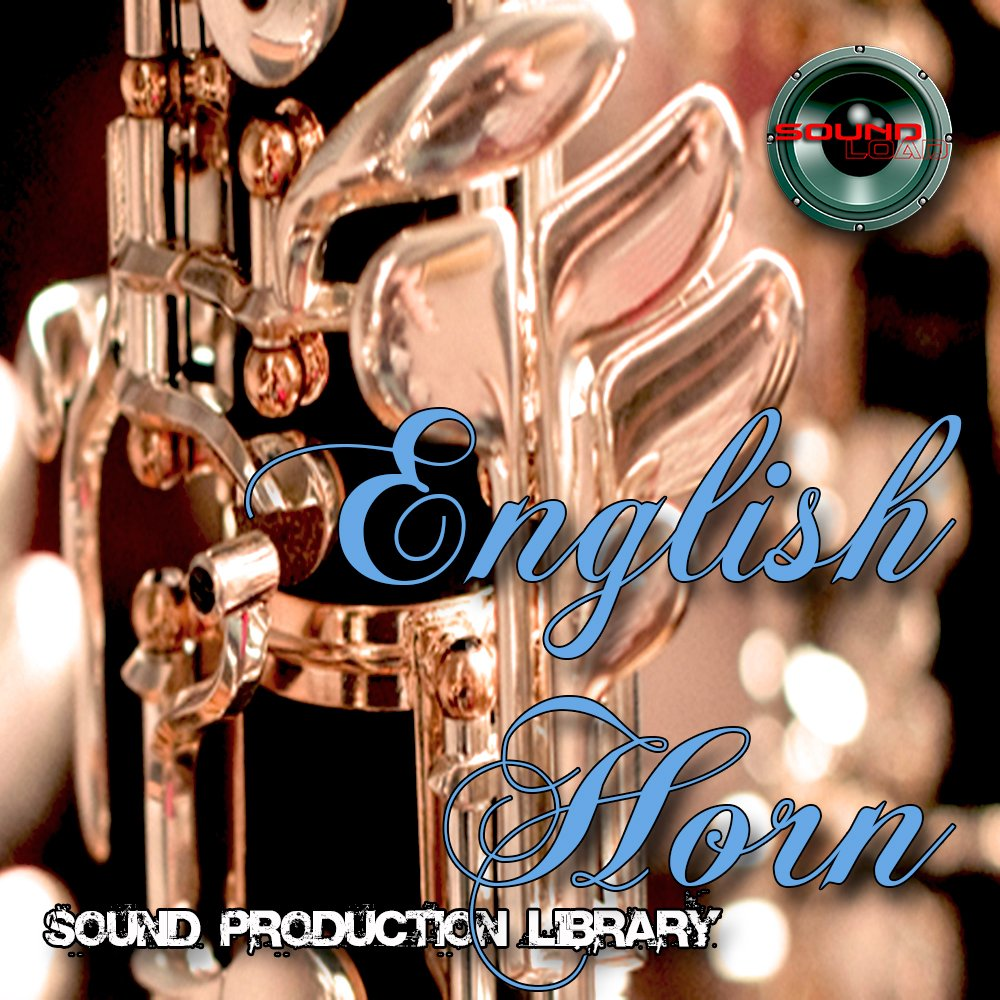 English Horn Real - Large Unique 24bit WAVE/KONTAKT Multi-Layer Studio Samples Production Library 13GB on 3DVD by SoundLoad (Image #1)