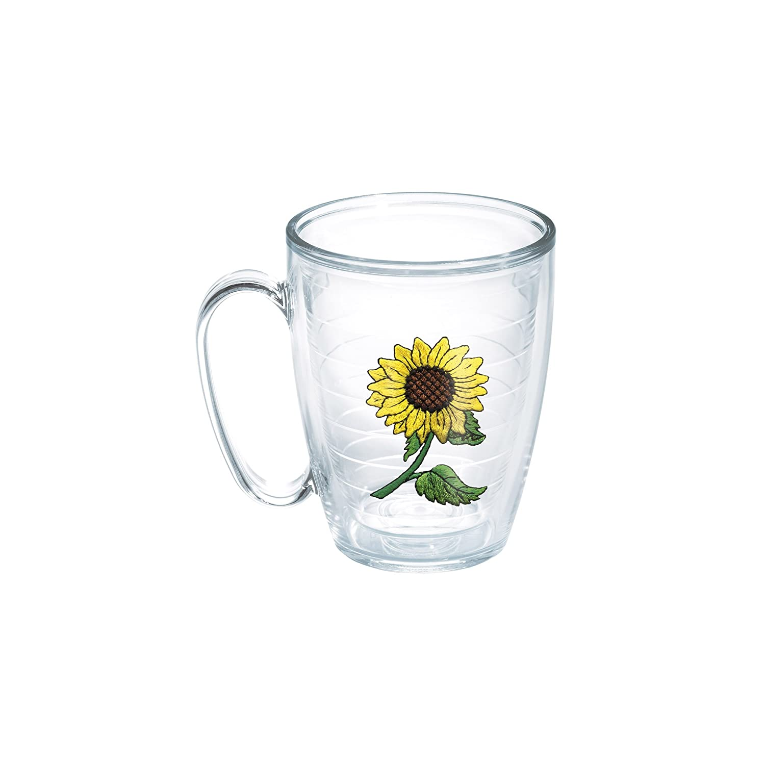 Tervis Sunflower 15-Ounce Mug, Boxed