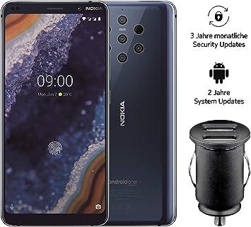 Nokia 9 PureView Dual SIM Smartphone: Amazon.es: Electrónica
