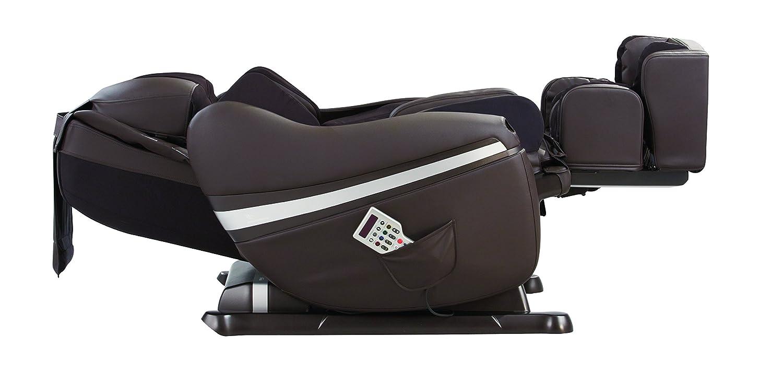 amazoncom inada dreamwave massage chair dark brown health u0026 personal care