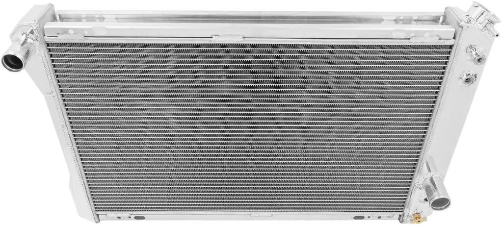 Champion Cooling, Chevrolet Camaro/Pontiac 3 Row All Aluminum Radiator, CC951