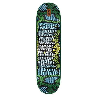 CREATURE Pro Logo Bingaman Plateau de Skateboard Mixte Adulte, Multicolore