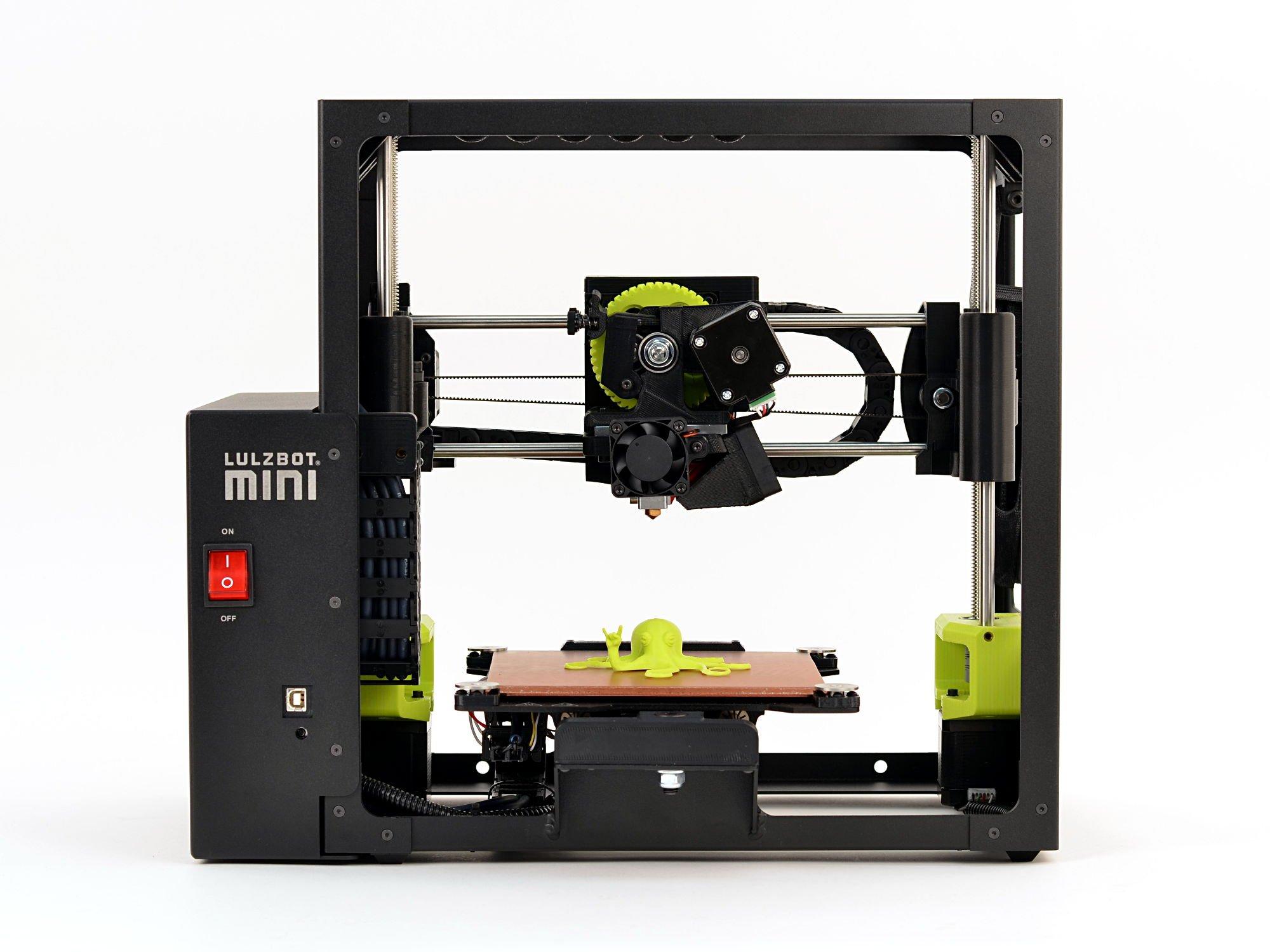 LulzBot Mini Desktop 3D Printer by LulzBot
