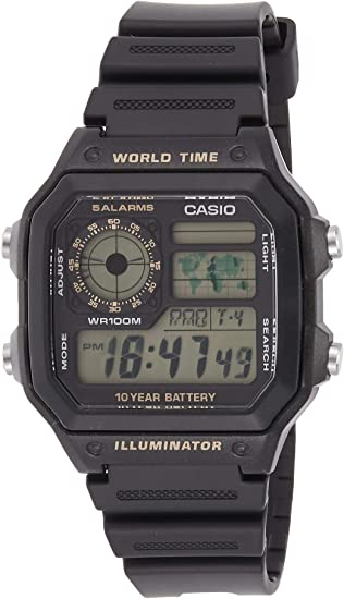 Casio Collection AE 1200 au meilleur prix sur