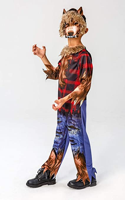 Rubies - Hombre Lobo - Disfraz de Disfraces de Halloween para ...