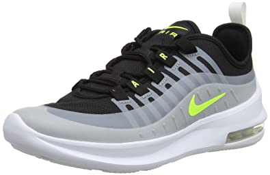 on sale d83aa 1bd8d Nike Boys Air Max Axis (Gs) Running Shoes, Multicolour (Black Volt