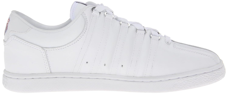 Big Kid K-Swiss 801 Classic Tennis Shoe