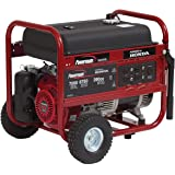 Powermate PM0497008, 7000 Running Watts/8750 Starting Watts, Gas Powered Portable Generator (Discontinued by Manufacturer)