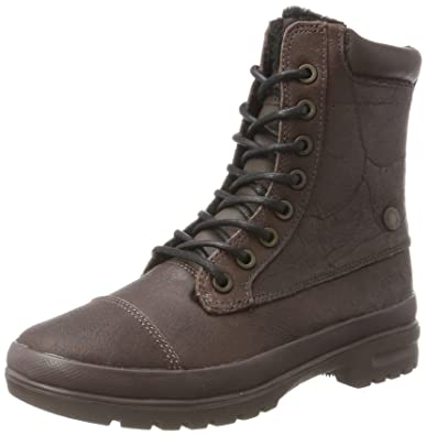 DC Shoes Winterstiefel »AmnestiWNT«, braun, Brown/chocolate