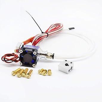Amazon.com: Impresora 3D - Impresora 3D Bowden e3d V6 Remoto ...
