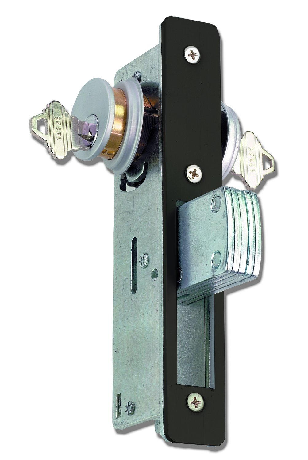 9f36fcd0cba2 Global Door Controls 1-1/8 in. Mortise Lock Body with Deadbolt ...
