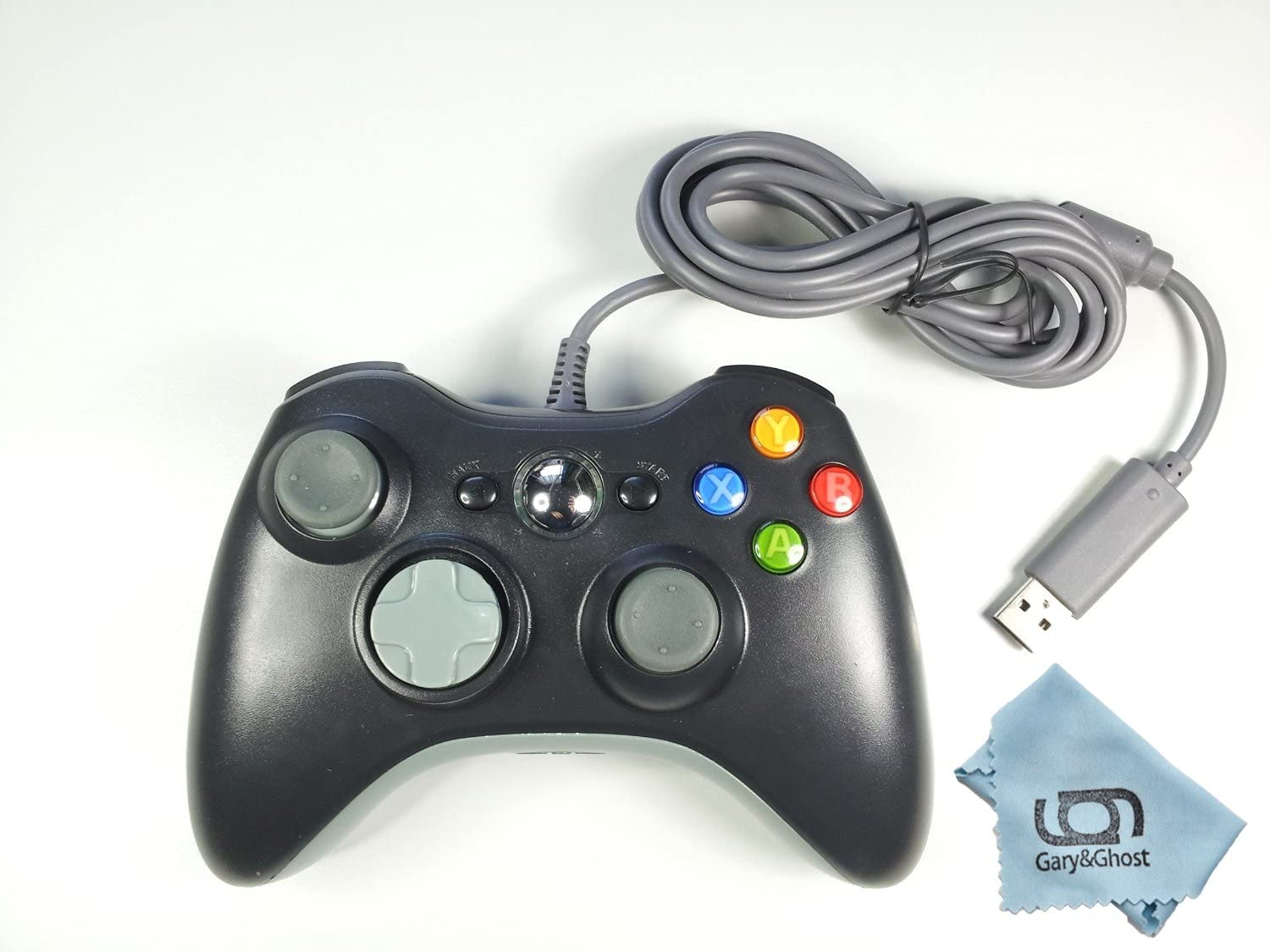 Xett Wired Controller for Xbox 360 Console & Windows PC - suitable for Xbox 360 and Win 2000/ME/XP/Vista/7/8: Amazon.es: Videojuegos