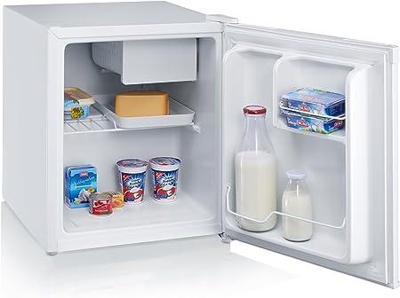 El frigorífico que ahorra espacio: mini-frigorífico de bajo consumo con 42 l de capacidad y con comp