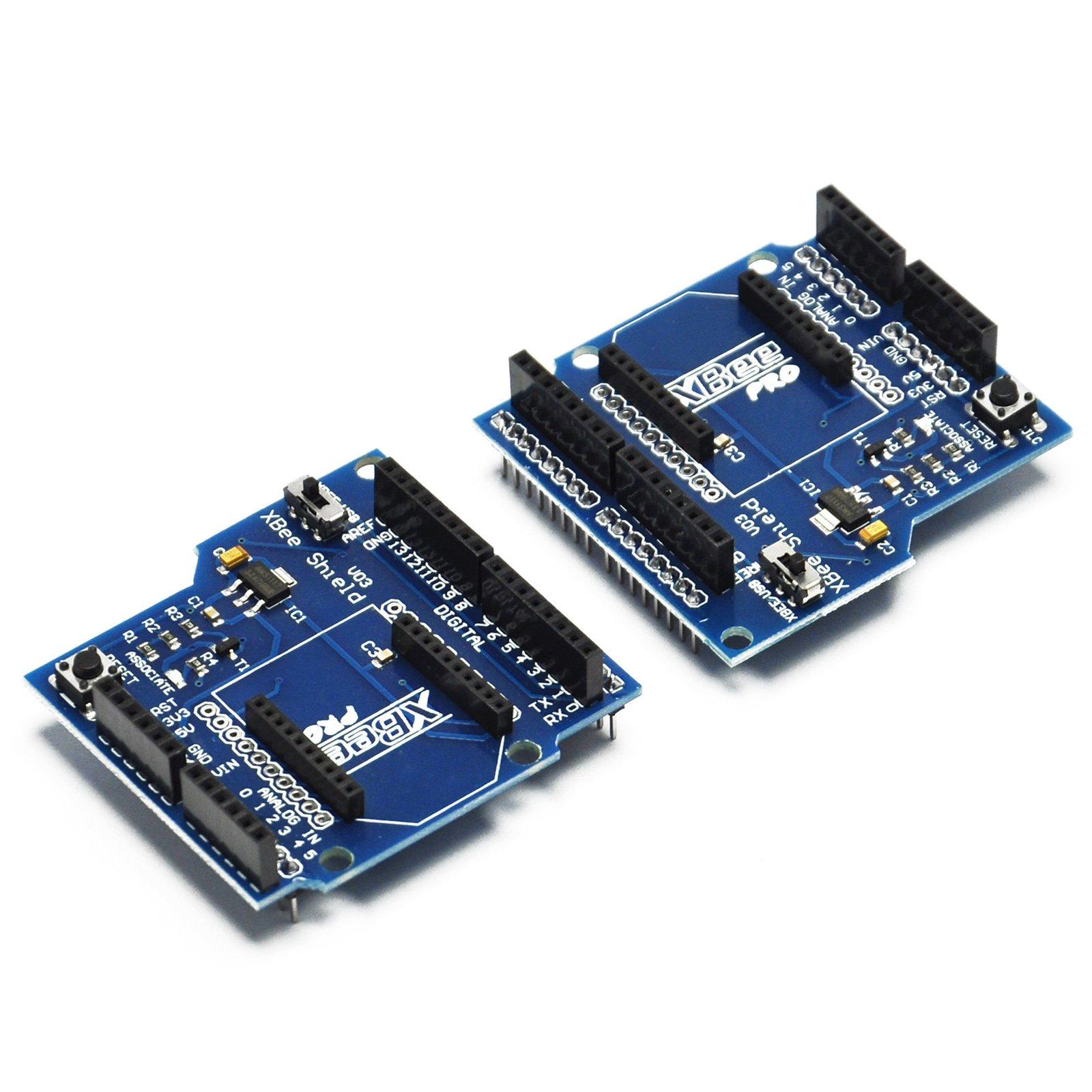 Gikfun Bluetooth XBee Shield V03 Module Wireless Control For ZigBee Arduino (Pack of 2pcs) EK1185x2
