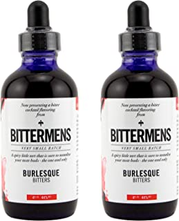 product image for Bittermens BurlesqueCocktail Bitters 2 Pack