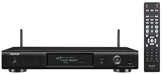21 opinioni per Denon DNP-730AE Player da Rete, Nero