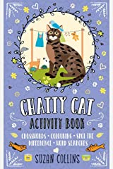 Chatty Cat: Activity Book Paperback