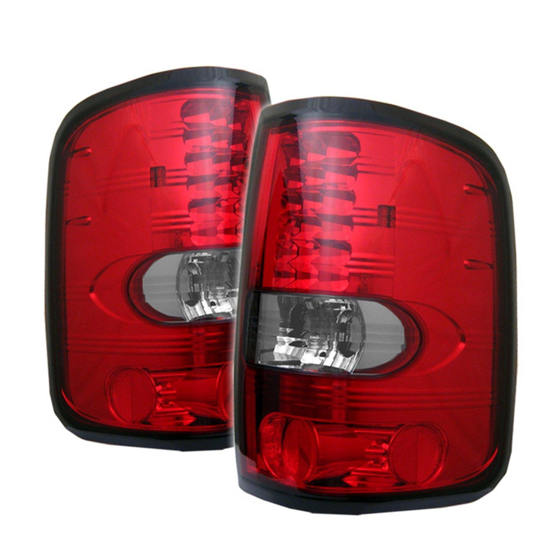 Amazon com spyder auto alt yd ff15004 led sm smoke led tail light automotive