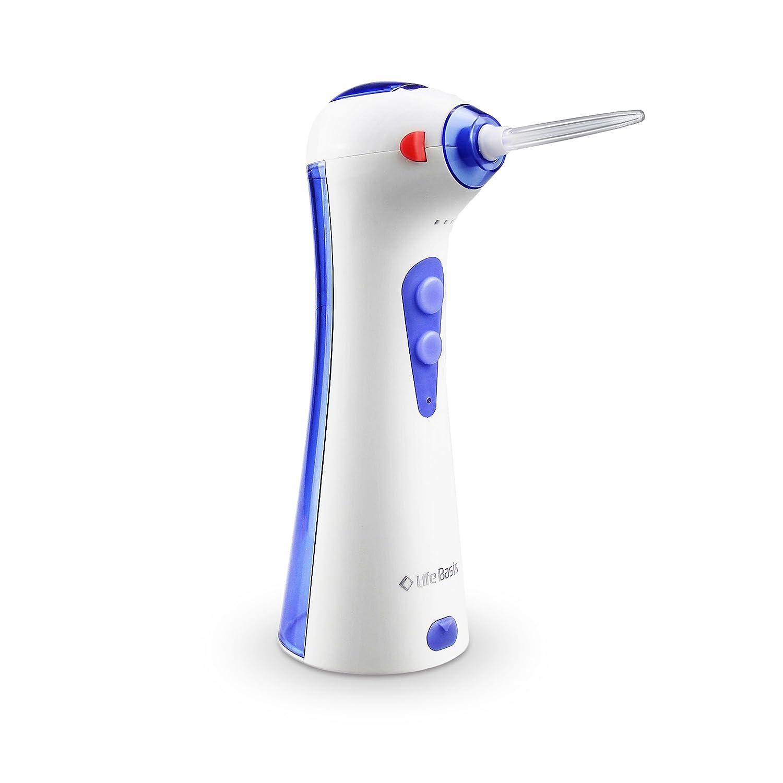 LifeBasis Irrigador Dental Professional para la limpieza de los espacios interdentales Flosser