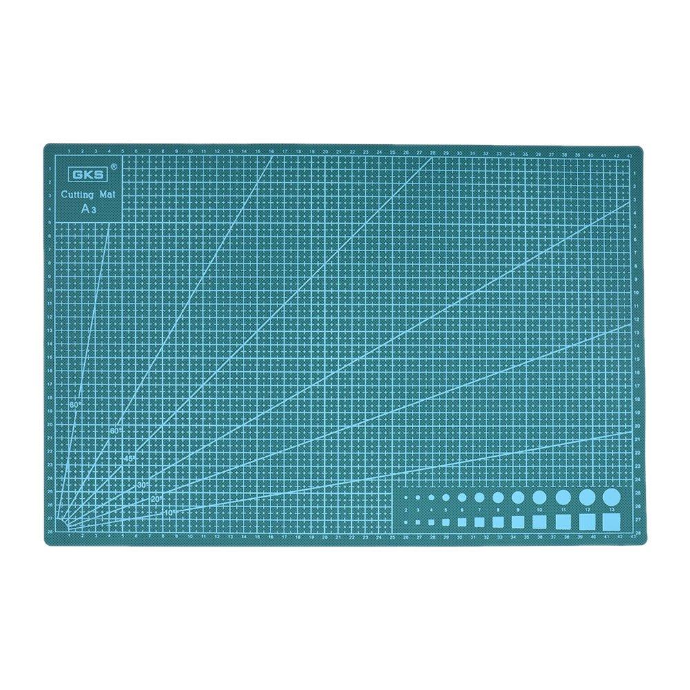 Aibecy GKS PVC A3 tabla de corte doble cara 300 mm * 450 mm * 3
