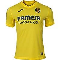 Joma Villarreal CF Primera Equipación 2020-2021, Camiseta, Amarillo