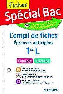 2017 Special Bac Compil de Fiches Épreuves Anticipees 1e l