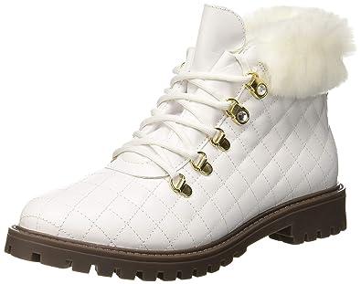 Scarpe Guess sneakers da donna invernali suola alta in gomma