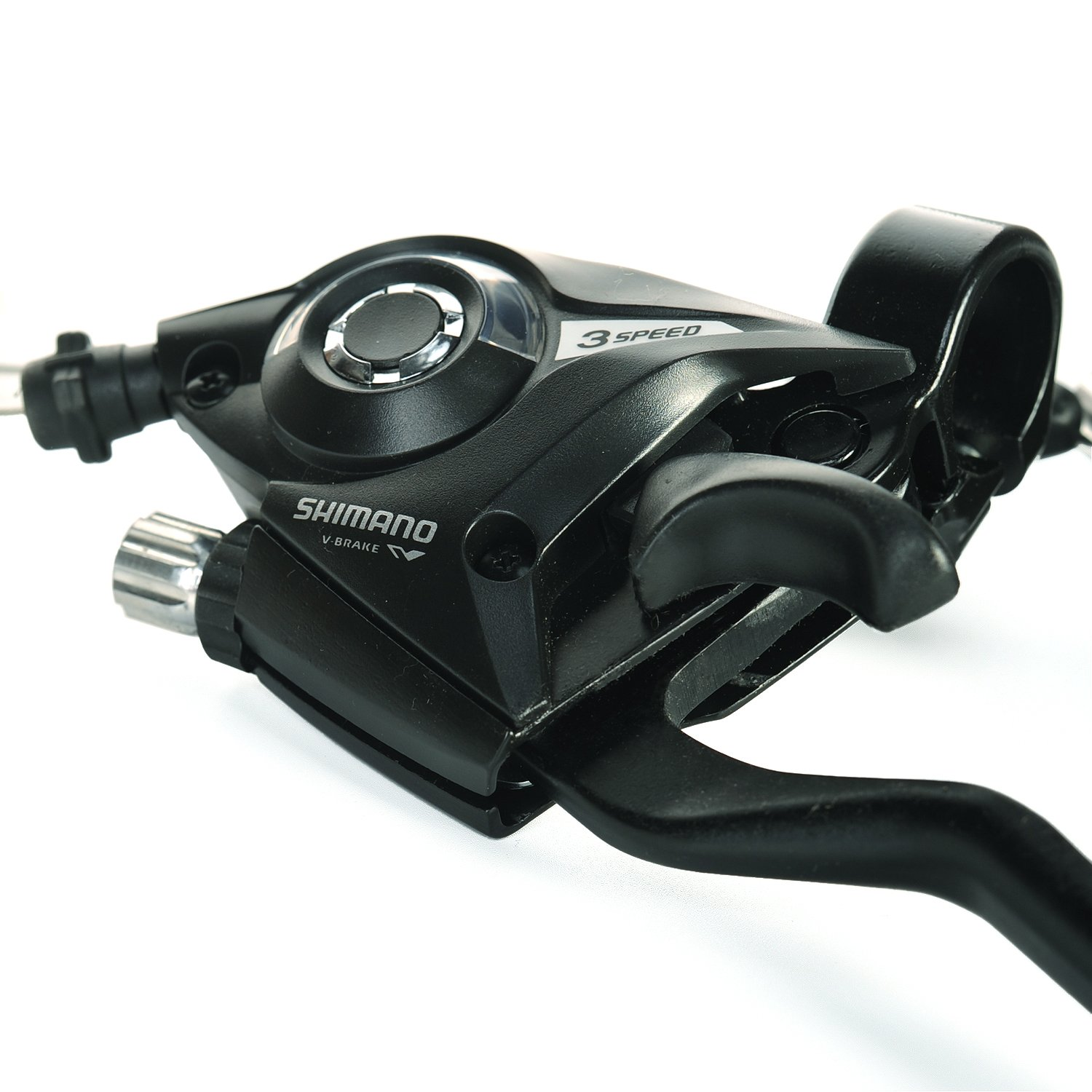 SHIMANO ST-EF51 Brake & Shifter Levers Combo Set 3x8 Pair With Shift Cable And End Caps by SHIMANO (Image #7)