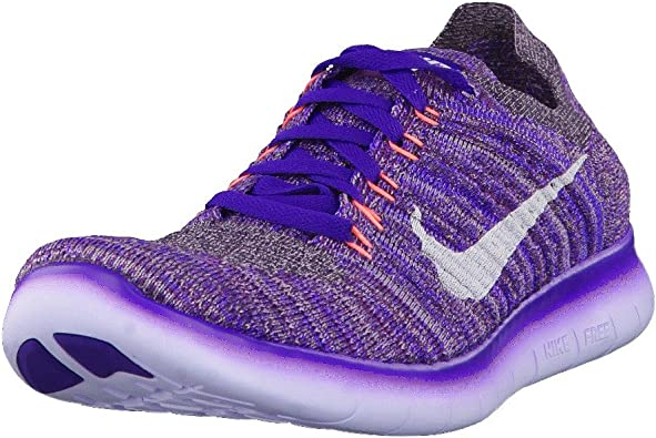 Nike 831070-503, Zapatillas de Trail Running para Mujer, Morado (Grand Purple/White/Bright Mango/Plum Fog), 40.5 EU: Amazon.es: Zapatos y complementos