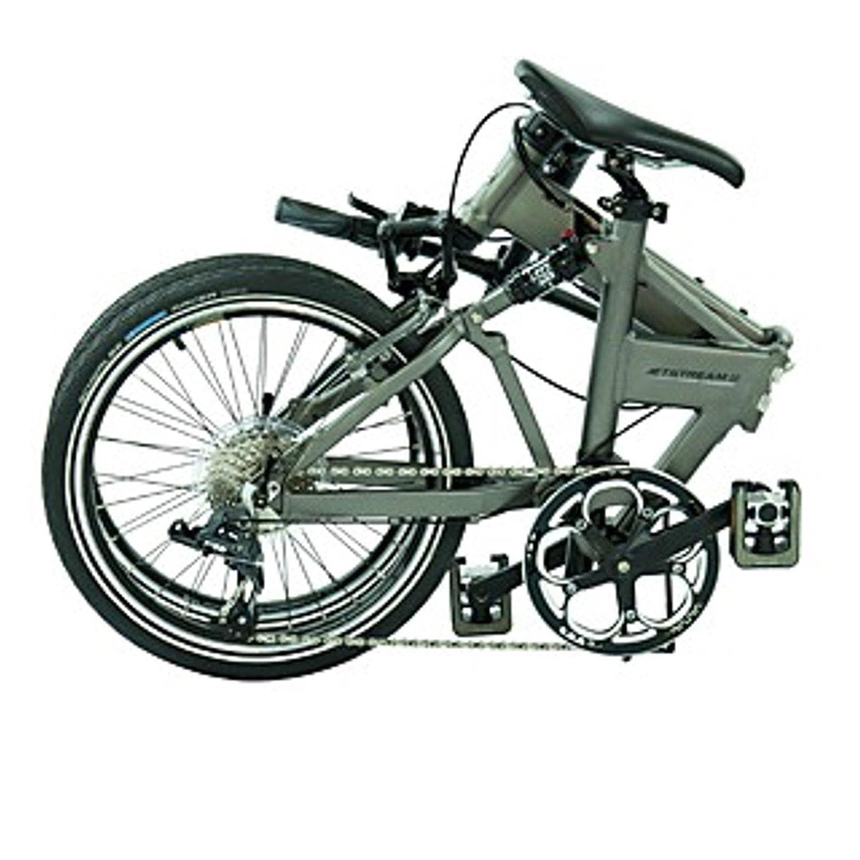 Dahon Faltrad JETSTREAM D8 8 Gang Grün 20 Zoll Klapp Fahrrad Faltrahmen Aluminium Herren Damen, 916790: Amazon.es: Deportes y aire libre