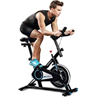 ANCHEER Indoor Cycling Bike Smooth Belt Driven (Model: ANCHEER-A6008)