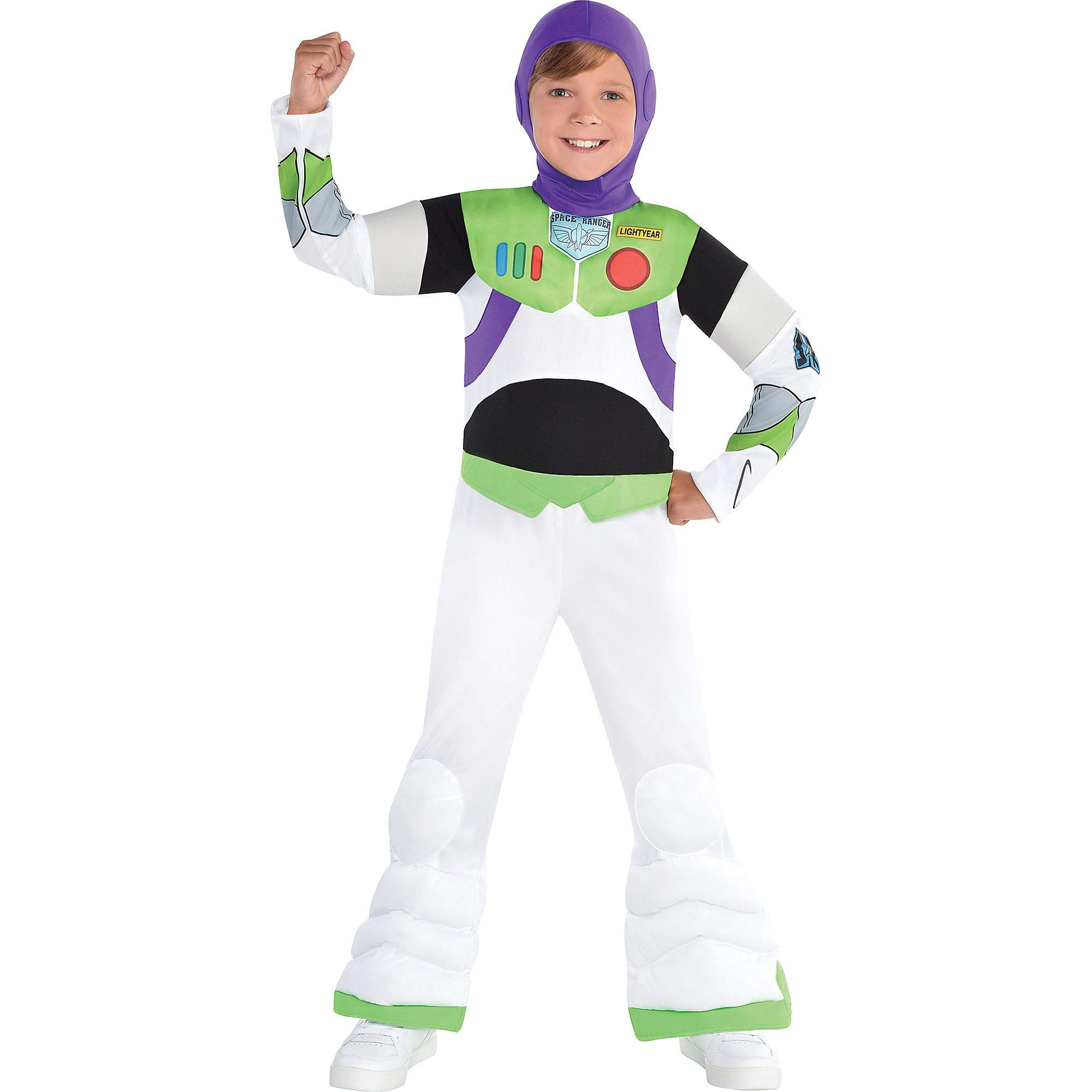 Party City Toy Story Buzz Lightyear Halloween Costume for Boys